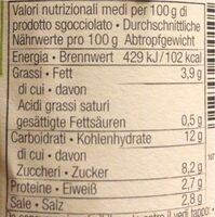 Pomodori semisecchi - Nutrition facts - de