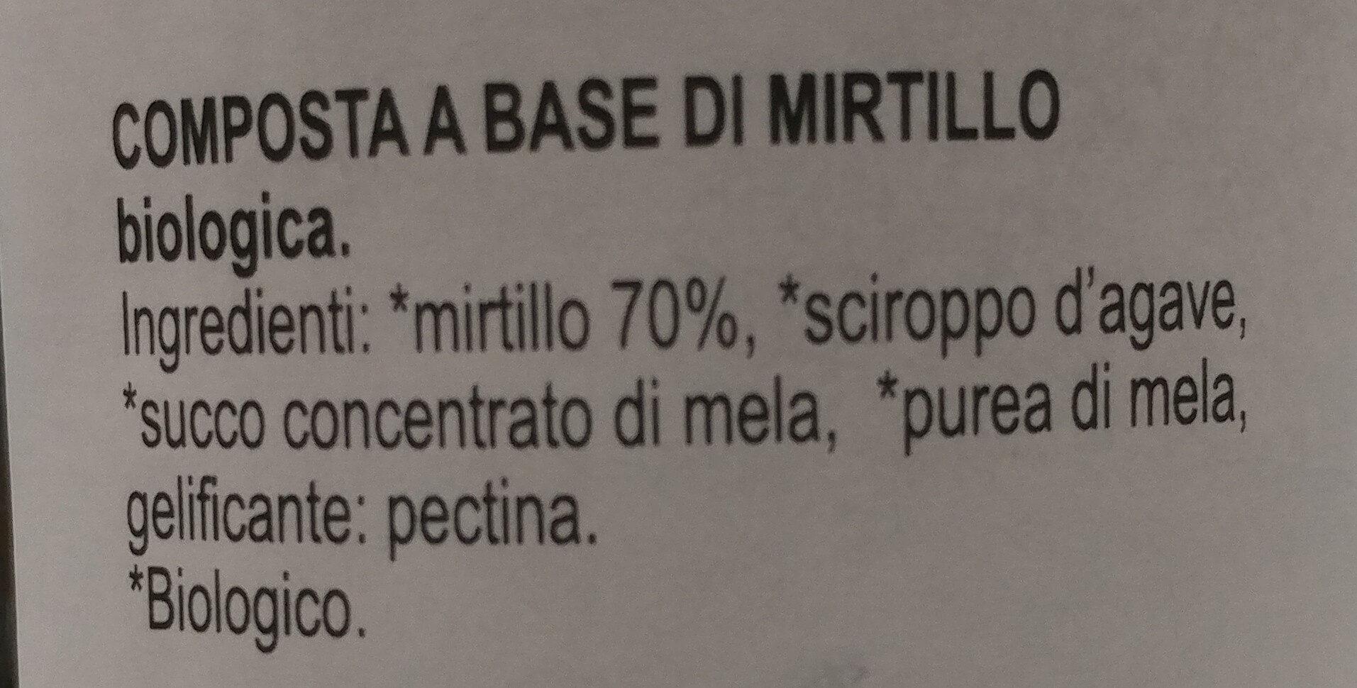 frutta spalmabile - Ingredients - it