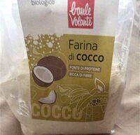 Farina di cocco - Produit - it