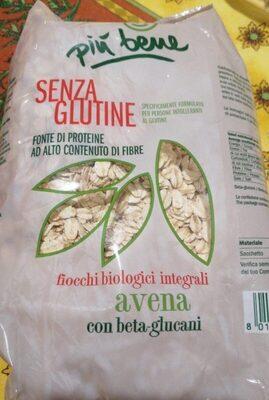 Fiocchi di avena integrali senza glutine - Prodotto - it