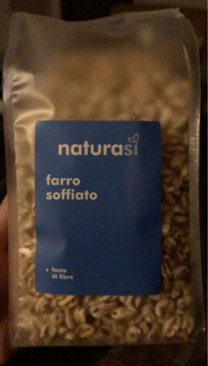 Farro soffiato - Produit - it