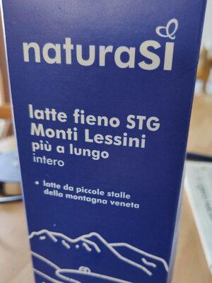 Latte fieno STG Monti Lessini - Prodotto - it