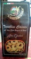 Il grano d'oro di Puglia Tarallini Classici all'olio Extra Vergine di Oliva - Prodotto