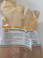 Foucaccia aux olives - Product