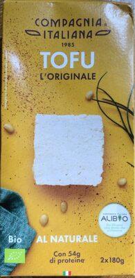 Tofu L'originale - Prodotto - it
