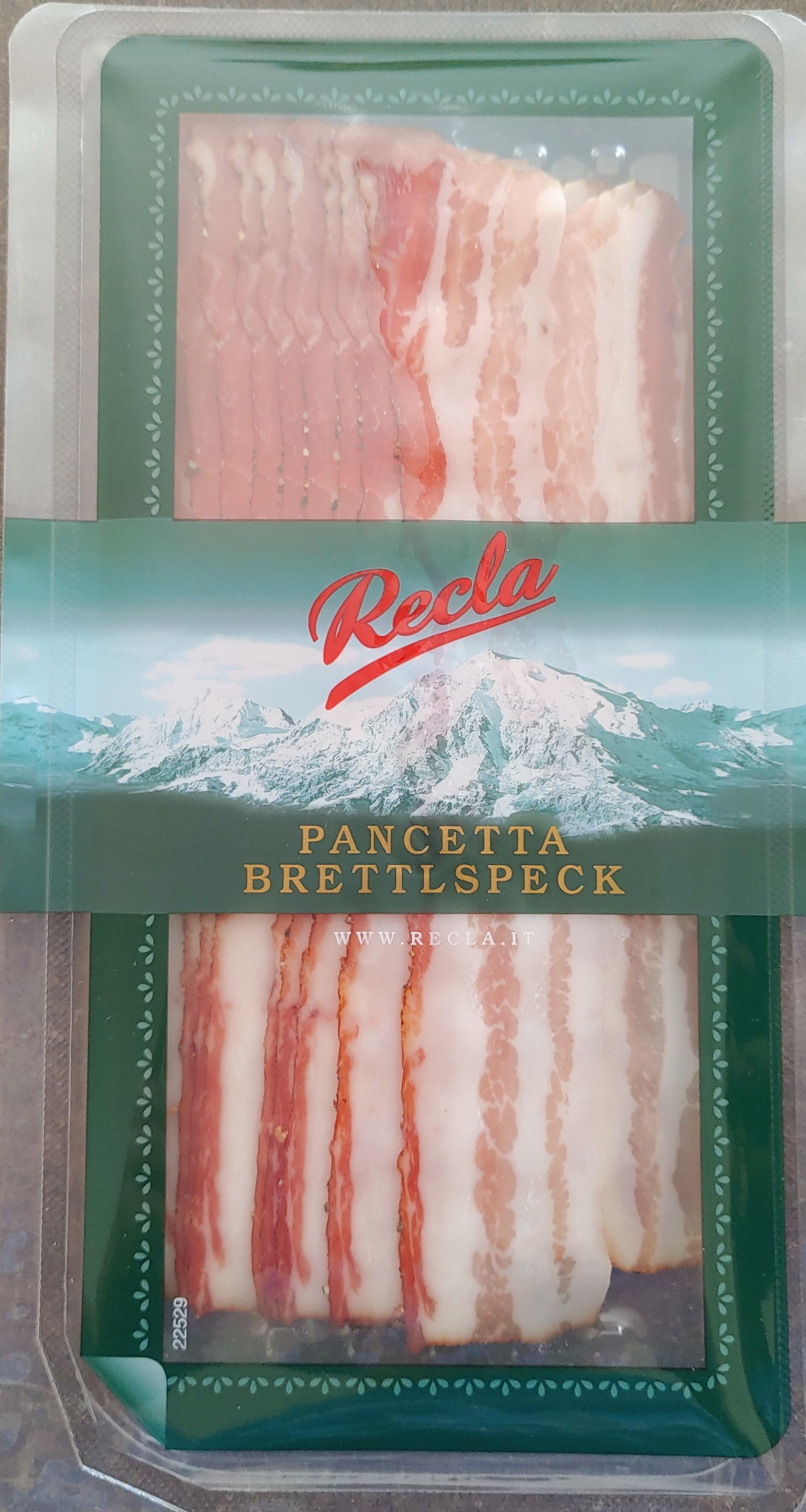 Pancetta Brettlspeck - Produkt - de