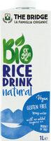 Boisson de riz - Produit - fr