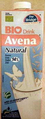Boisson Végétale Avoine Bio & Sans Gluten - Product - en