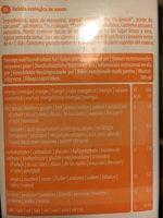 Boisson Végétale Avoine Bio & Sans Gluten - Nutrition facts - fr