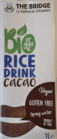 Bio Rice drink cacao - Product - en