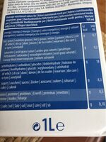 Bio Rice drink cacao - Nutrition facts - en