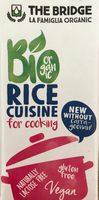 Rice Cuisine (crème de riz) - Produit - fr