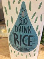 Lait de riz bio - Product - fr
