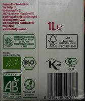 Boisson Végétale Quinoa Bio & Sans Gluten - Product - fr