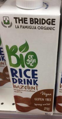 Biorice drink hazelnut - Product