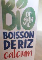 Boisson de riz - Ingrédients