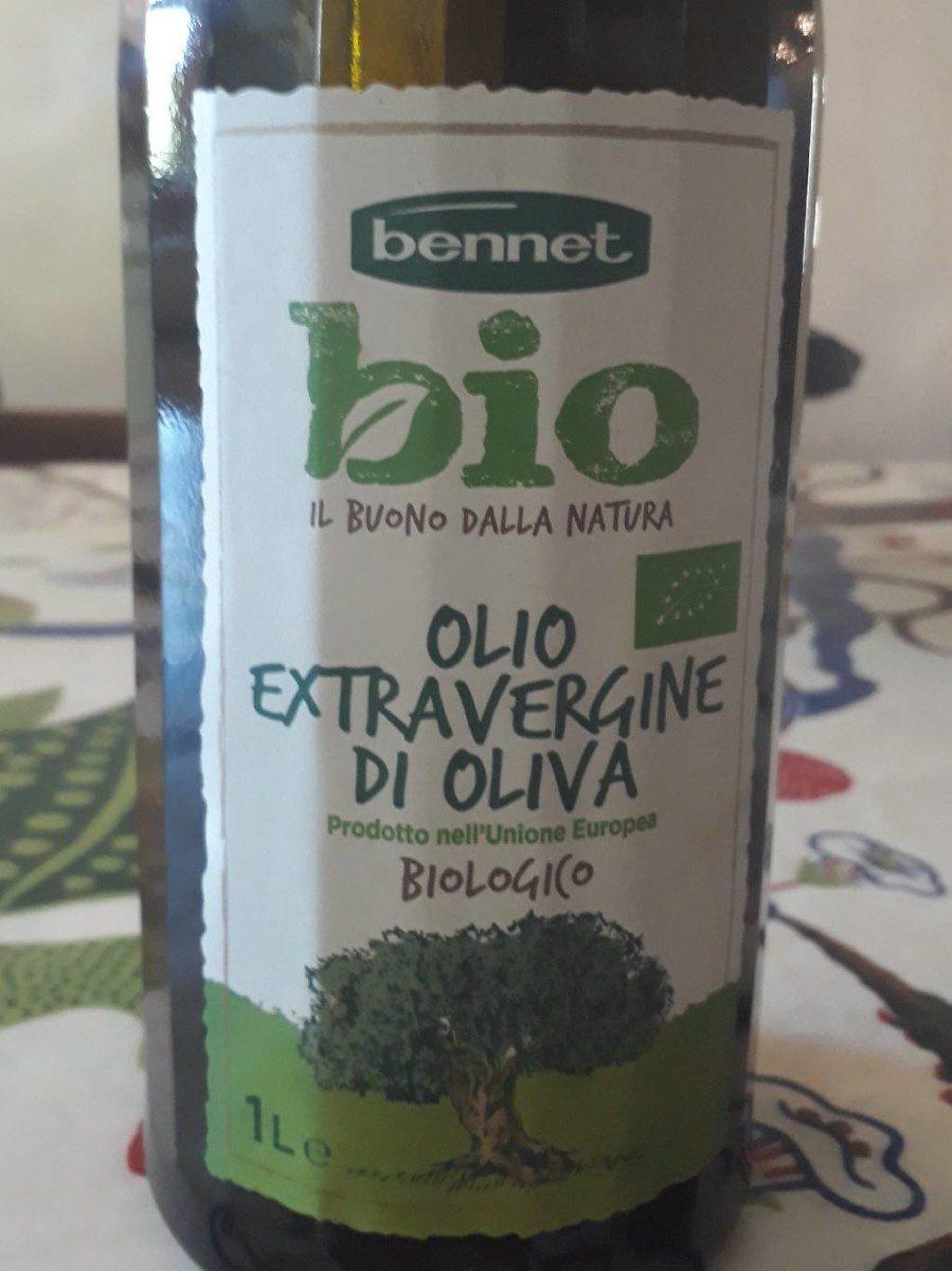 Olio extravergine di oliva biologico - Product