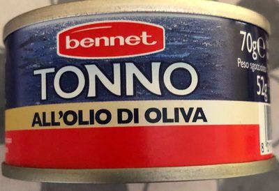 Tonno All olio di oliva - Product
