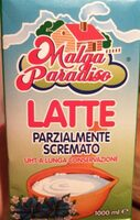 Latte Parzialmente Scremato - Produit - it