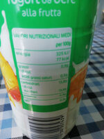 Malga Paradiso Yogurt da bere - Nutrition facts
