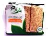 Bio Fette croccanti con segale e sesamo biologiche - 产品