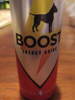 Boost Energy drink - Prodotto - it