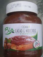 Crema di cacao e nocciole - Produit - fr