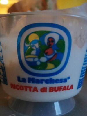 Ricotta di bufala - Product - fr