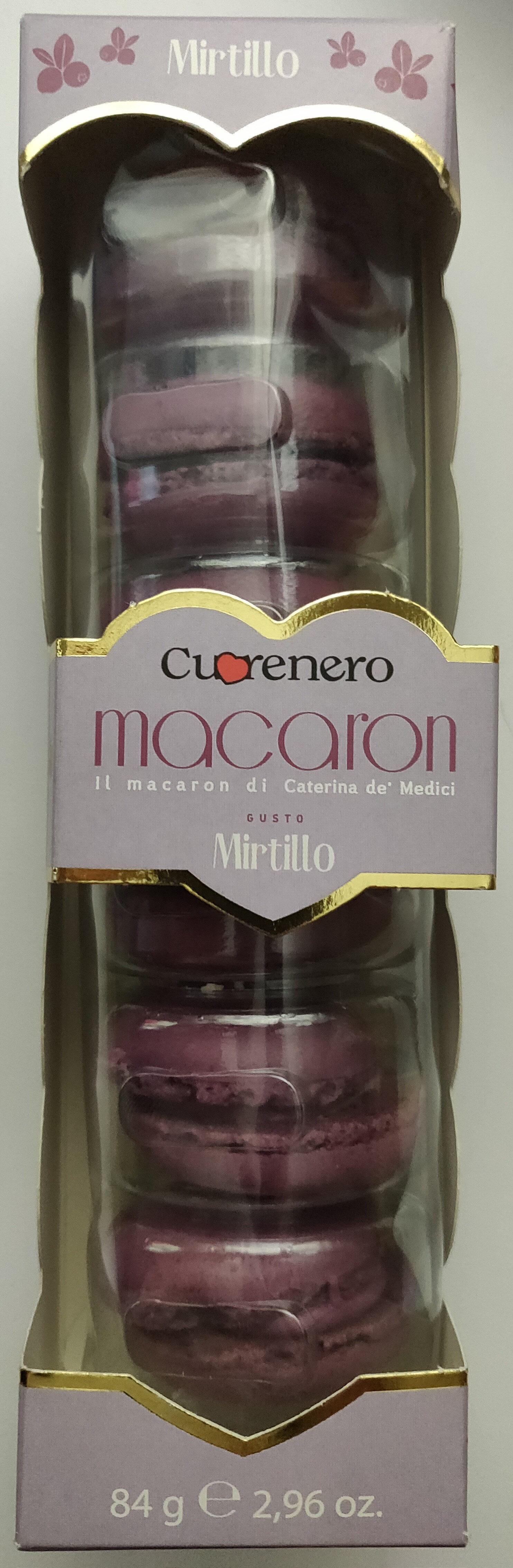Macaron Blaubeeren-Geschmack - Produit - de