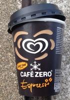 Café Zero° Espresso - Product