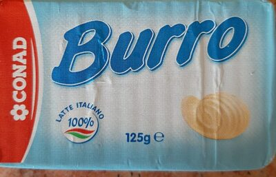 Burro - Prodotto - it