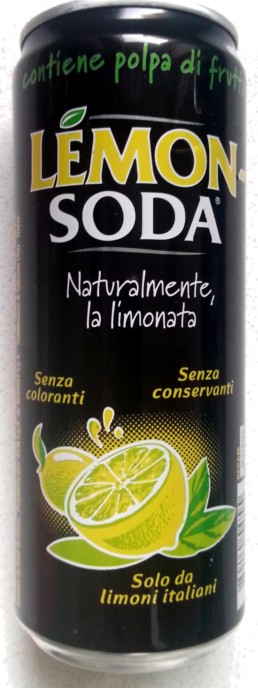 Lemon Soda - Prodotto - fr