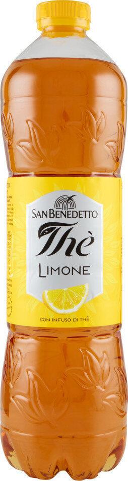 San Benedetto Ice Tea Lemon - Prodotto - fr