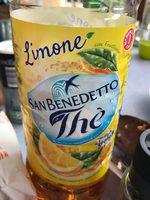 San Benedetto Ice Tea Lemon - Produit