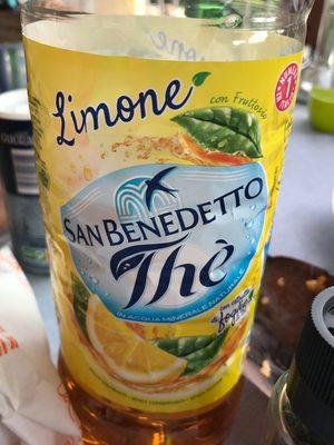 San Benedetto Ice Tea Lemon - Product