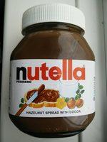 Nutella - Producte - en