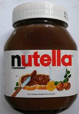 Nutella - Produto - fr