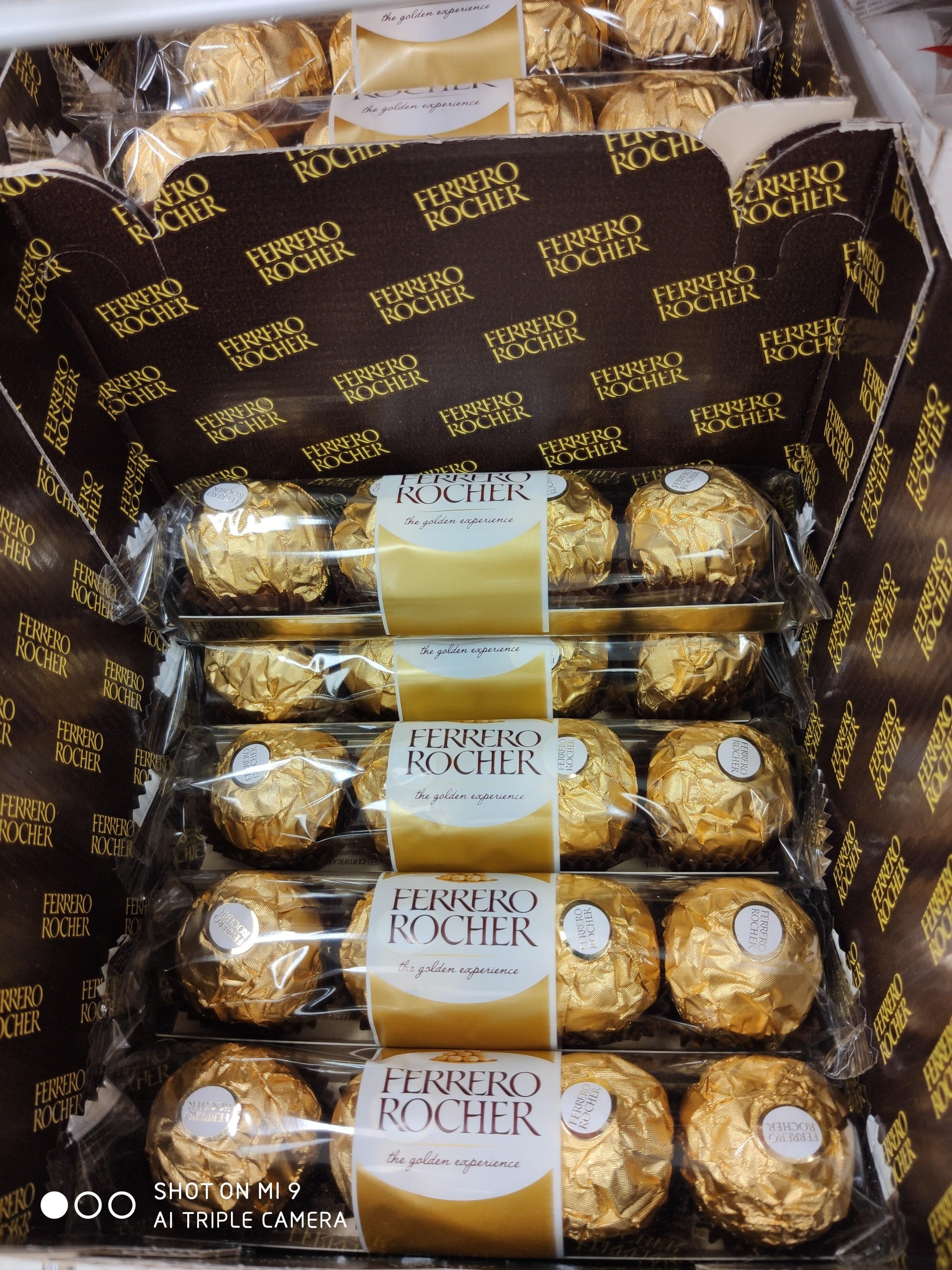 Ferrero Rocher - Prodotto - it