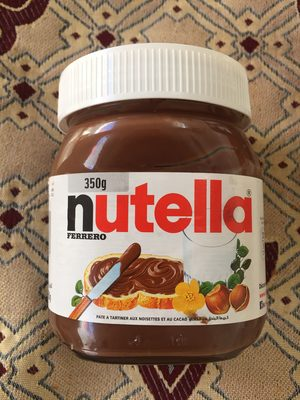 Nutella - Producto