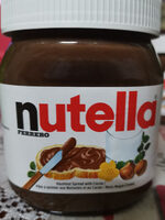 Nutella - Nutrition facts - en
