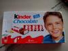 Kinder Chocolat - Produit