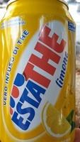 Estathé limone - Produit - it