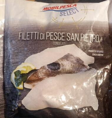 filetti di pesce San Pietro - Product - it