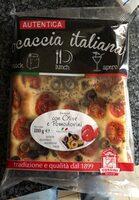 Focacia italiana - Product