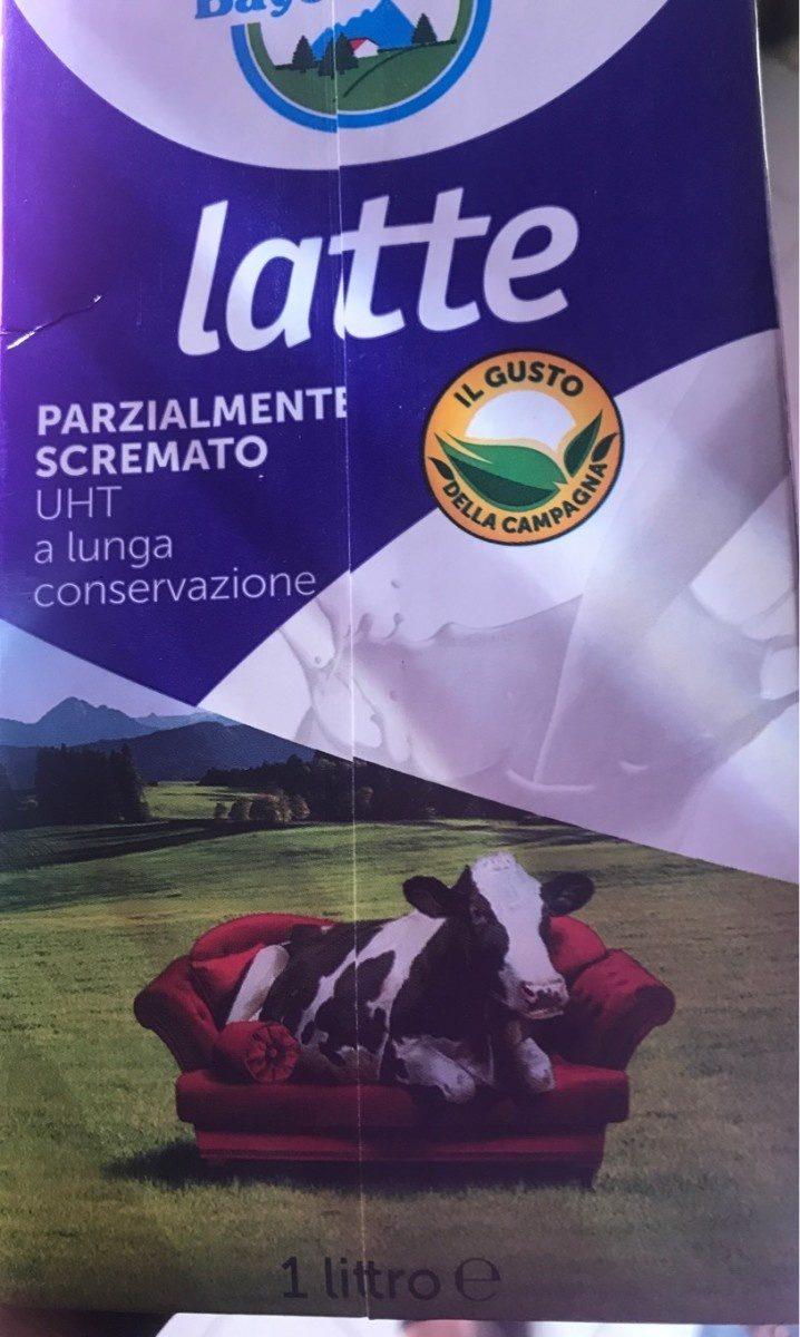 Latte parzialmente scremato UHT - Produit