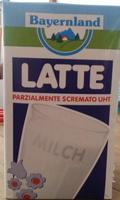 Latte parzialmente scremato UHT - Produkt