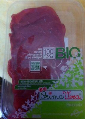 Bresaola 70g Bio - Product - fr
