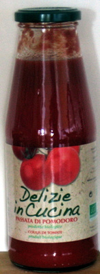 Coulis de tomate - Product
