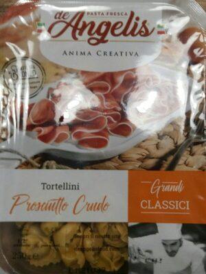 Tortellini prosciutto crudo - Produit - fr