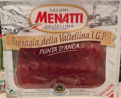 Bresaola della Valtellîa I.G.P - Produit - it